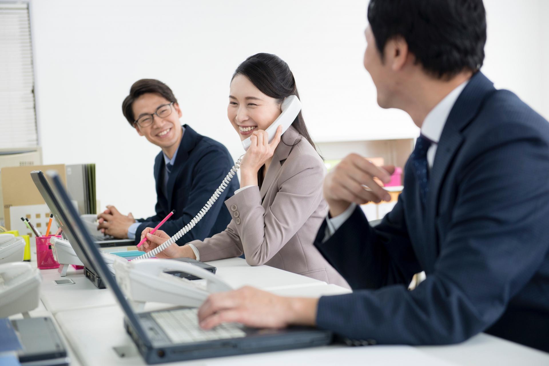 単純作業を効率化する能力が事務員にも求められる時代に